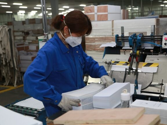 China Druckerei