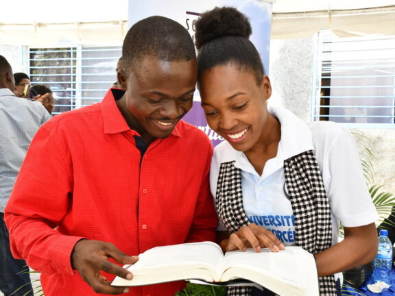 Haitian creole bible study