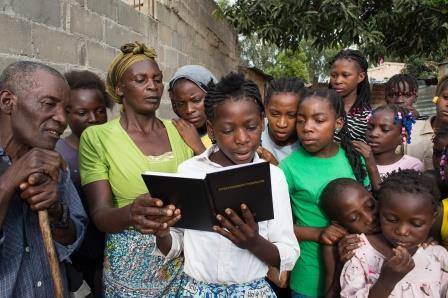 Bibel für Jung und Alt
